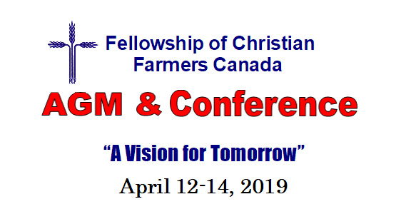 2019 AGM & Conference